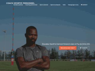 Coach privé : Cours de sports personnalisés