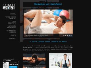 Détails : Coaching sportif à domicile Nantes