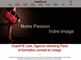 Site officiel de Coach'n Look