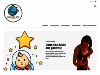 Détails : Blog pour les futurs parents