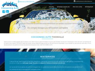 Lavage automobile et detailing sur Thionville, Metz et Luxembourg : Cocooning Auto