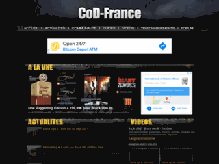 Call of duty france