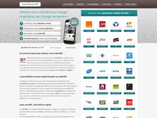Détails : Code RIO : connaitre son code RIO facilement