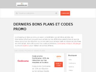 Codes Promo : pour des achats à prix réduits