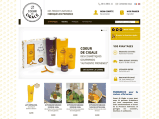 Détails : Produits naturels Français