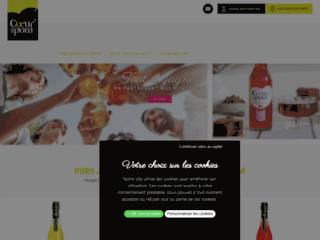 Coeur de Pom : Jus de fruits et pétillants sans alcool naturels