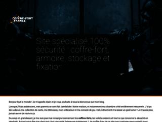 Détails : Coffre-fort-france
