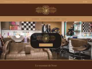 Royaume de Noor : découvrez notre salon de coiffure !