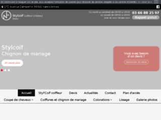 Coiffeur pour mariage à Valenciennes