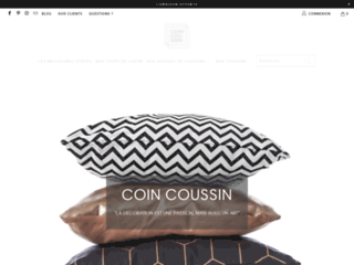 Coin Coussin
