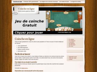 Détails : Coinche en ligne