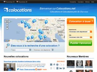 Détails : Colocations
