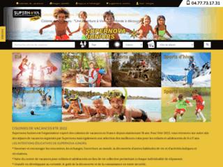 Colonies de vacances été 2013