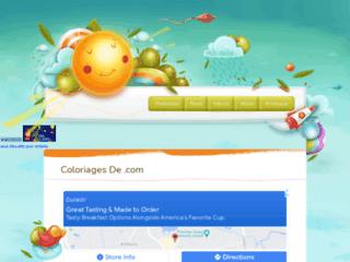 Coloriagesde.com : coloriages à imprimer
