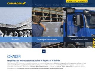 Comarden - négoce en matériaux de toiture et d'isolation à Namur et Bertrix