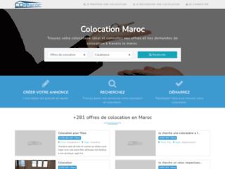 Détails : Colocation Maroc