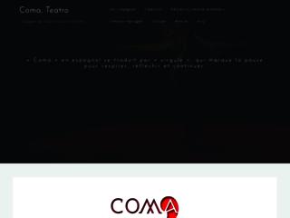 Détails : Coma, Teatro