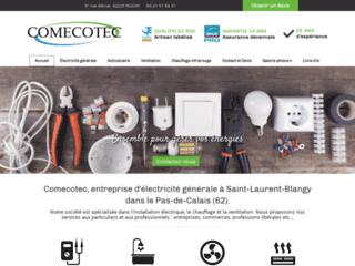 Détails : Electricien : COMECOTEC à Feuchy (62)