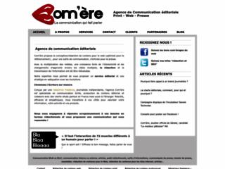 Détails : Com'ère agence de contenu éditorial