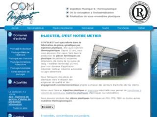 Détails : Com'Inject fabrication de pièces par injection plastique