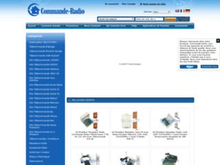 Détails : Commande Radio, Système télécommande radio pour contrôle san fil