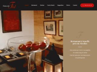 Restaurant situé à Seneffe en Belgique