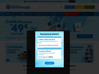 Détails : Achat de bicarbonate de sodium