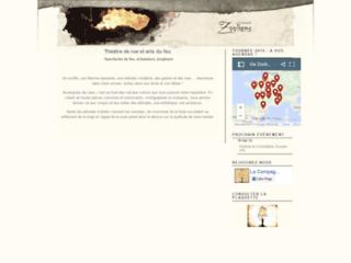 Détails : Spectacles de feu (Cracheur et jongle)
