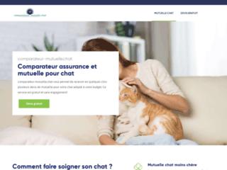 Mutuelle pour chat en ligne