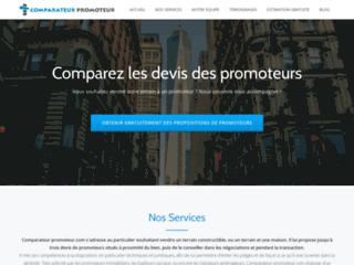 Comparateur-Promoteur.com : Vendez votre terrain à un promoteur immobilier