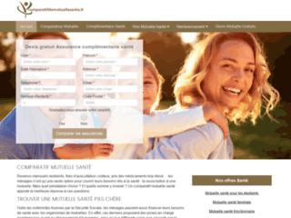 Comparatif mutuelle santé - Devis en ligne
