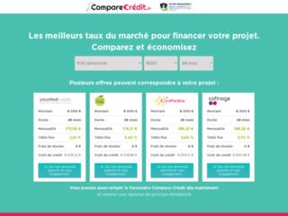 Comparez avec Compare-Credit.fr