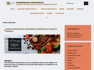 Détails : Compléments Alimentaires - Vente en ligne