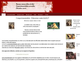 Détails : Comportementaliste animalier
