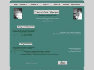 Détails : F-X Bigorgne, compositeur