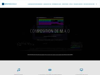 Détails : Musique assistée d'ordinateur