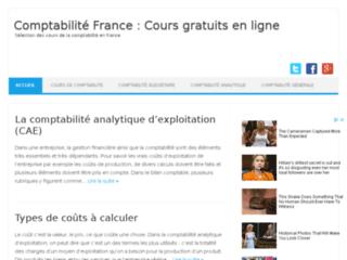 Détails : Portail de cours de comptabilité en France aux étudiants