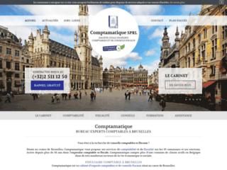 Expert comptable et conseiller fiscal à Bruxelles