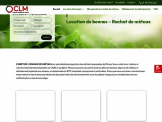 Détails : Location  de bennes sur Lyon