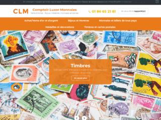 Marchand de timbres à Saint-Maur-des-Fossés