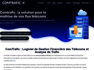 Détails : ComTrafic est une application de taxation téléphonique