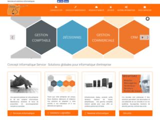 Concept Informatique Service