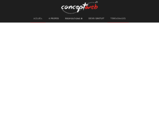 Sites internet pour PME et associations