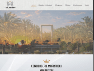 Conciergerie Marrakech