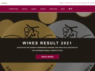 Détails : Concours International du Gamay, concours vinicole référencé DGCCRF