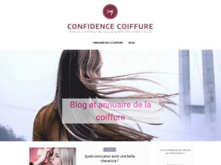 Blog et annuaire de coiffeurs