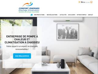 Confort Énergies : chauffagiste dans le Rhône