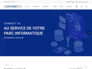 Connect 3S, services informatiques pour améliorer votre système de sécurité