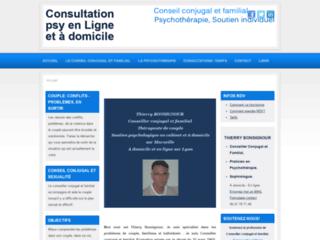 Détails : Conseil conjugal en ligne - Thérapie individuelle en ligne