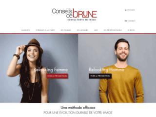 Détails : Conseils de brune : conseil en image et relooking Bordeaux